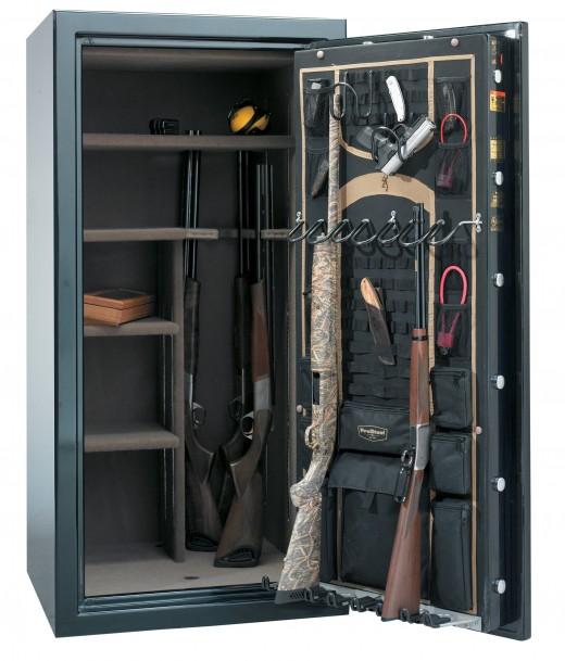 Оружейные сейфы отличного качества