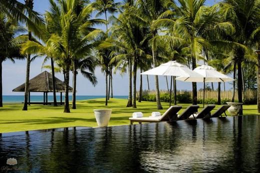Панг Тао - известный пляж в Таиланде
