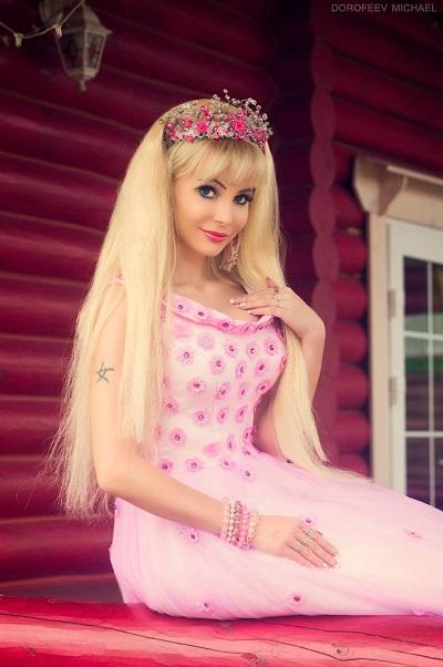 Кукла, которая поёт