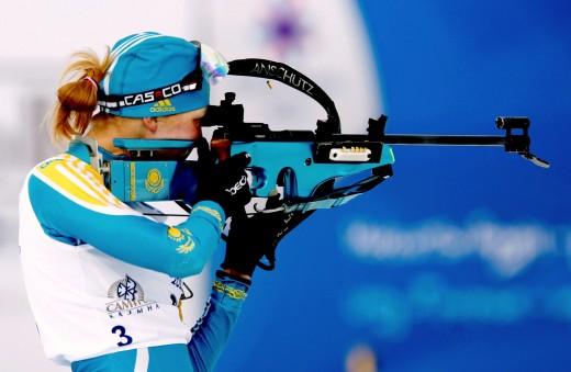 Стремительно развивается спорт в Казахстане