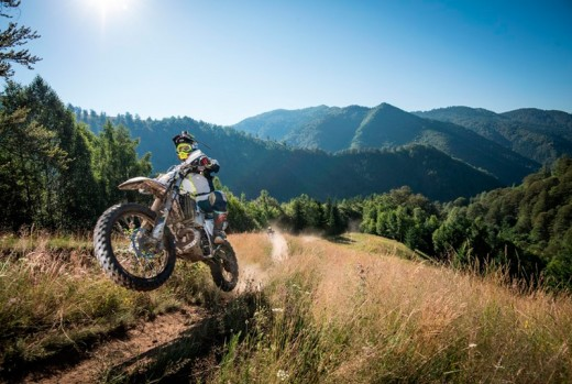 Владимир Леонов и Анастасия Нифонтова примут участие в Sochi Enduro Camp 2016