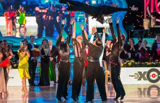 Чемпионат мира 2016 по латиноамериканским танцам