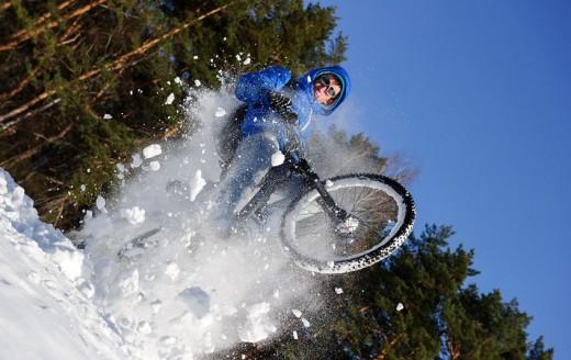 Где купить профессиональную зимнюю экипировку для велосипедиста?