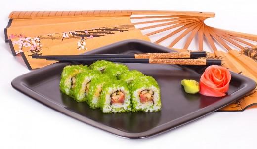 Для тех, кто не может выбрать суши