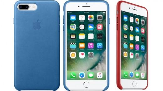 Красивые, надежные и разнообразные чехлы на iPhone 7