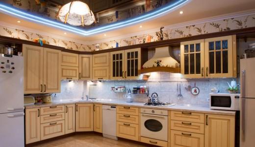Кухни «Мария» и важность функциональной составляющей в планировке кухни