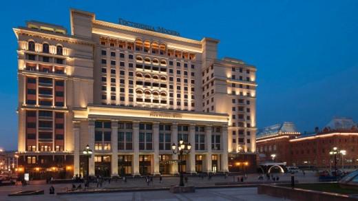 Кинотеатр «Москва» как символ глобальной столицы