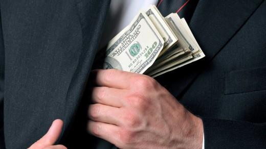 Самые актуальные направления воровства бюджетных средств