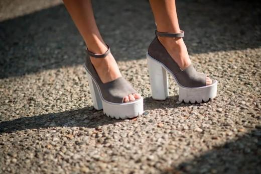 Модная обувь весны и лета 2017 года