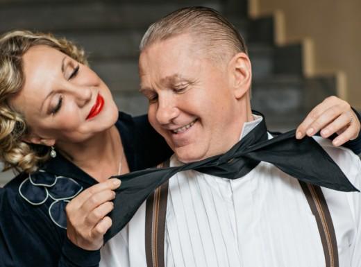 Яковлева и Бочкин сыграют в спектакле Романа Самгина «Эта прекрасная жизнь»