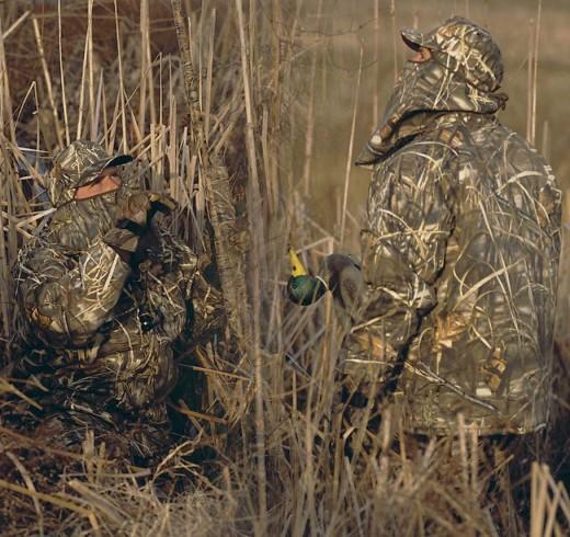канадская одежда для рыбалки и охоты