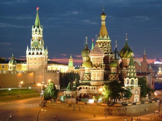 Что можно посмотреть в Москве?