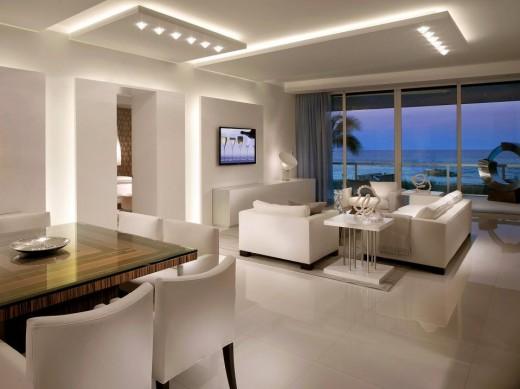 Какие бывают светодиодные светильники для дома