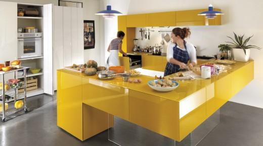Преимущества изготовления кухонь под заказ