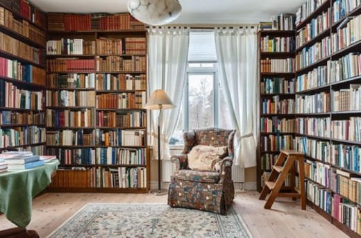 Как собрать домашнюю библиотеку
