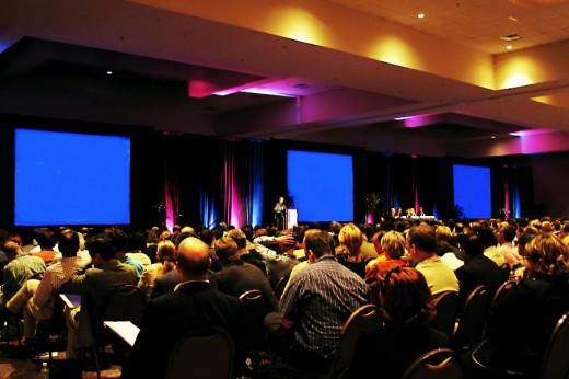 Как организовываются конференции?