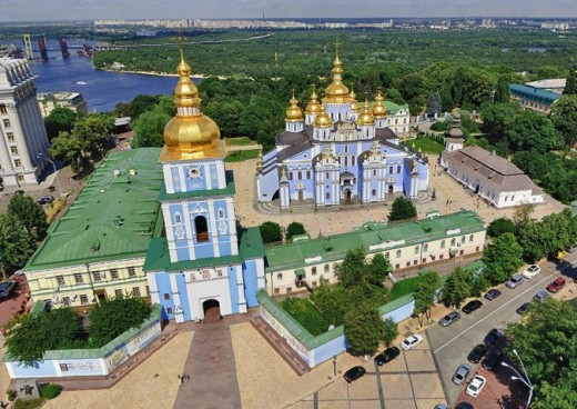 Что можно посмотреть в Киеве?