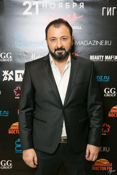 Гигу Квенетадзе на его творческом вечере поблагодарила Кэти Топурия