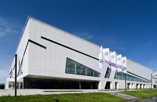 Центр сертификации «СЕРКОНС» провел сертификацию нового многофункционального комплекса «Хоккейный город»