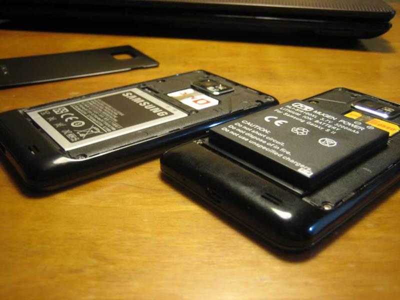 Аккумуляторная батарея для телефона своими руками