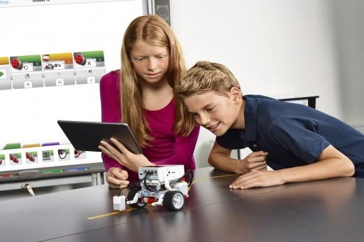Электронный конструктор для подрастающего инженера