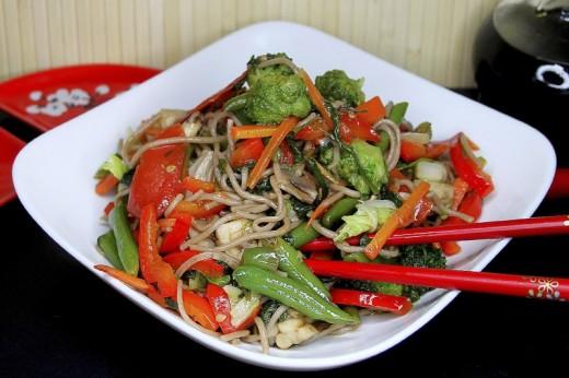 Лучшая тайско-китайская еда