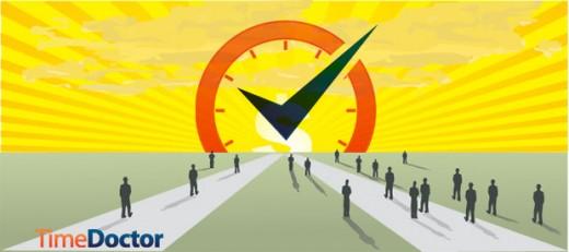 Автоматизированный табель учёта рабочего времени