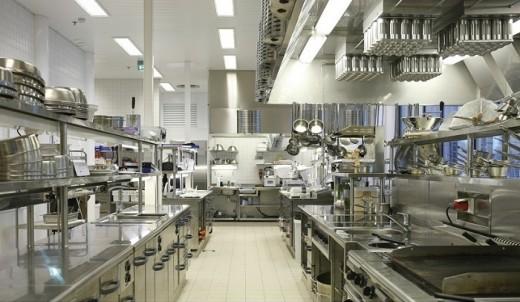 Кухонное оборудование для ресторанов