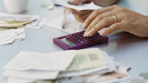 Расчет выплат по займам