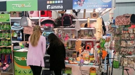 Продукция «АММА» на международных выставках зооиндустрии