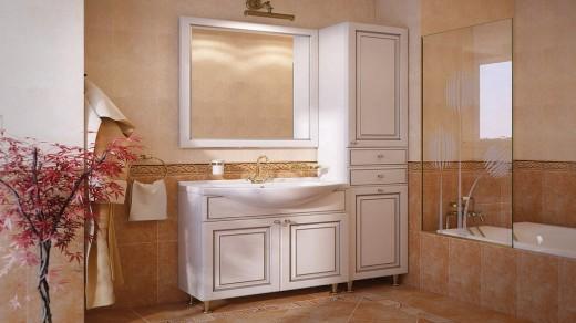 Как выбрать шкаф для ванной – кратко о нужном