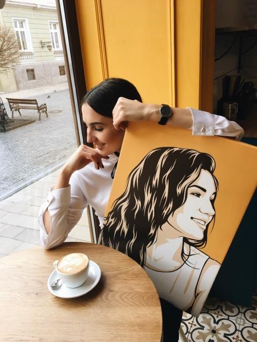 Где заказать хороший портрет?