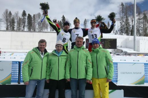 Сбербанк провел закрытие зимних спортивных соревнований