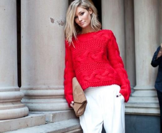Красивая, стильная вязаная одежда – уют и тепло ручной работы