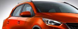 Mazda намерена войти в сегмент компактных кроссоверов