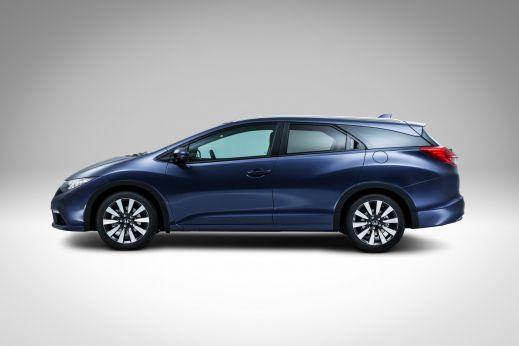 Honda привезет во Франкфурт серийный универсал Civic