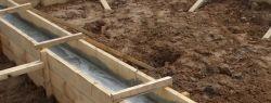 Все что вам следует знать при выборе фундамента для дома из бруса