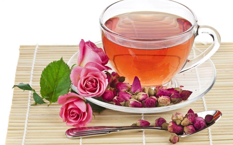 чай из шиповника при похудении