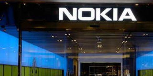 Чистая прибыль Nokia снизилась более чем в два раза