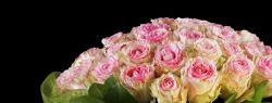 Божественные розы в удивительных букетах цветов «Мосцветторга»