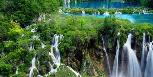 Плитвицкие озёра – жемчужина Хорватии