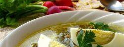 Рецепт освежающего первого блюда