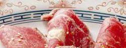 Мраморная говядина