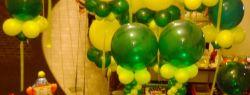 Фигуры из воздушных шаров – оригинальный предмет декора!