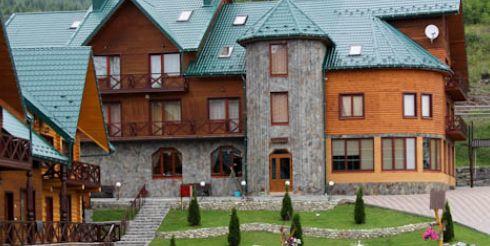 Гостиница Подгорье в Буковеле