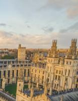 Оксфорд студенческий и туристический