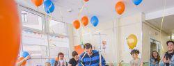 Благотворители открыли для пациентов детской клиники НПЦ им. В. Ф. Войно-Ясенецкого игровые комнаты