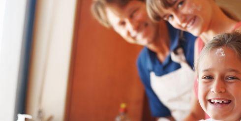 Почему не все дети помогают своим родителям?