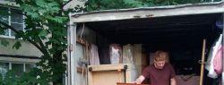 Утилизация домашней мебели