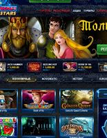 Новое игровое казино Вулкан